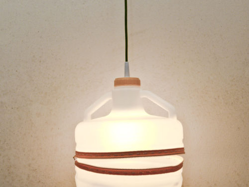 Rehogar 2013 / Zipper Light by La Caixa Verda
