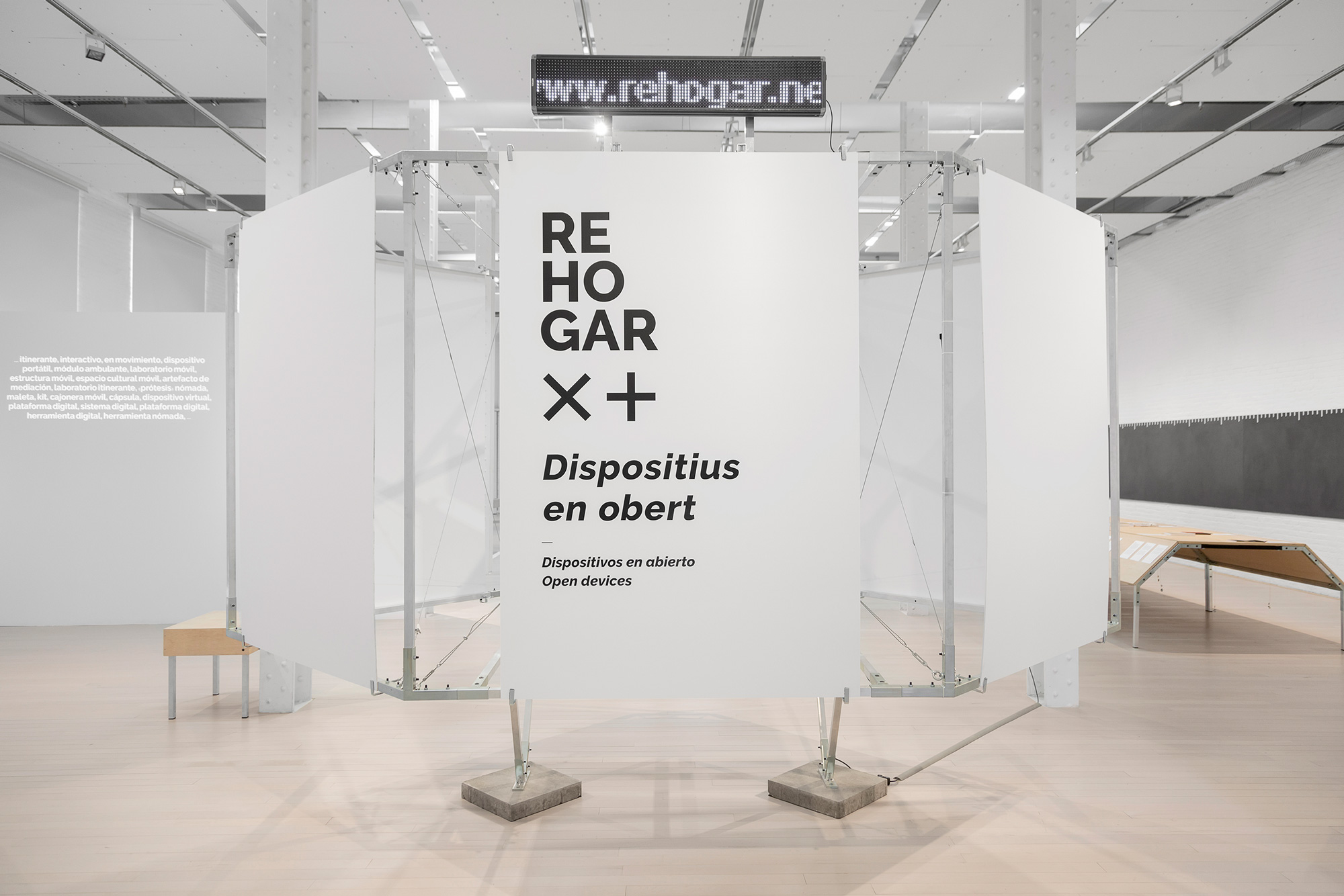 REHOGAR X PLUS. Dispositivos en Abierto